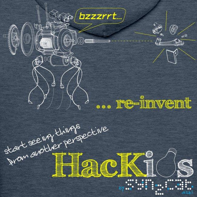 HacKids re-invent Hoody