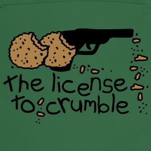 the license to crumble Forklær - Kokkeforkle