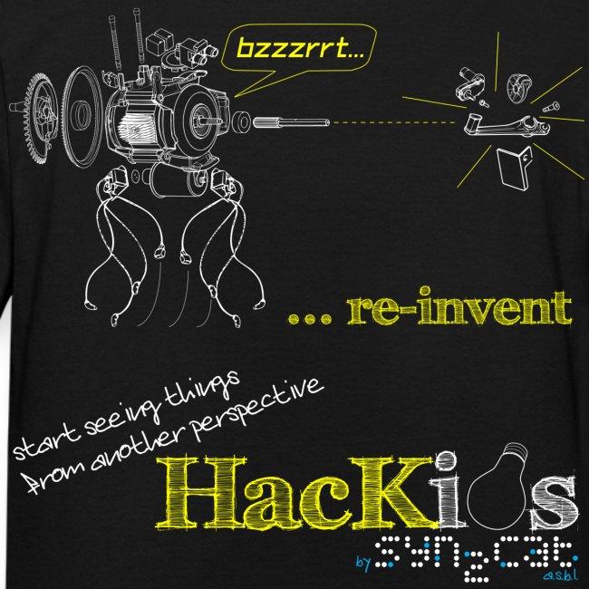HacKids re-invent (Teen)