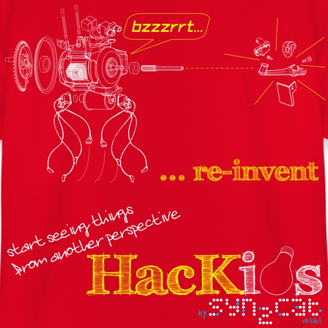 HacKids re-invent (Teen)