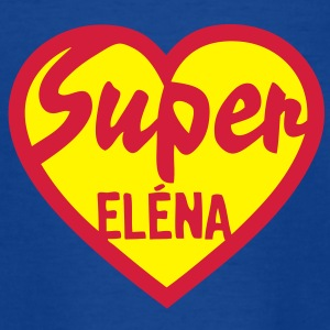 coeur heart super elena Tee shirts Enfants - T-shirt Enfant