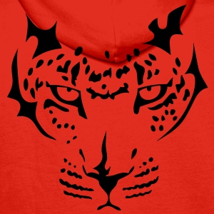 tribal leopards1 Sweat-shirts - Sweat-shirt à capuche Premium pour hommes