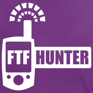 FTFHunter - 1color - Frauen Kontrast-T-Shirt