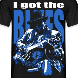 I got the blues - Männer T-Shirt