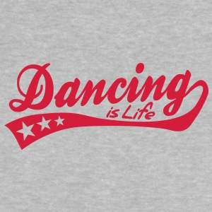 dancing is life - retro Tee shirts Bébés - T-shirt Bébé