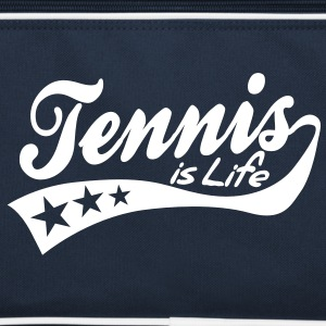 tennis is life - retro Tassen - Retro-tas