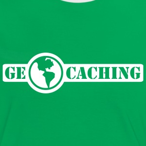 Geocaching - 1color - 2011 Tee shirts - T-shirt contraste Femme
