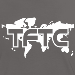 TFTC - 1color - Frauen Kontrast-T-Shirt