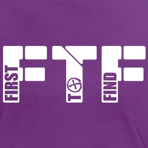 FTF - 1color - Frauen Kontrast-T-Shirt
