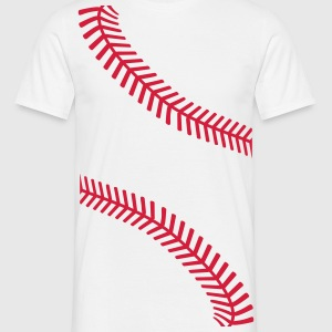 Baseball coutures - T-shirt Homme