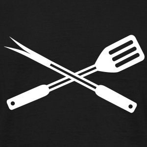 Grillbesteck | Angrillen | Grill T-Shirts - T-shirt herr
