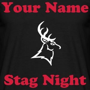 stag vector T-Shirts - Men's T-Shirt