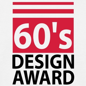 60s design award - birthday shirt men - Men's T-Shirt