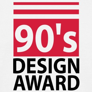 90s design award - birthday shirt men - Maglietta da uomo