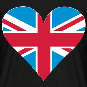 UK Heart London T-Shirts - Männer T-Shirt