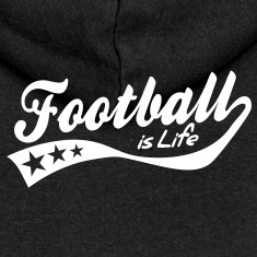 football is life - retro Jackets & Vests