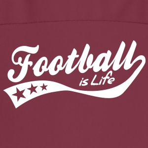 football is life - retro  Aprons - Cooking Apron