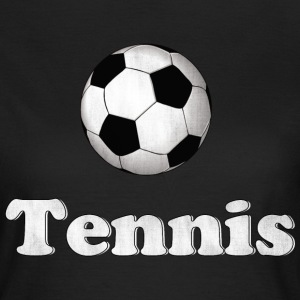 SOCCER TENNIS - Frauen T-Shirt