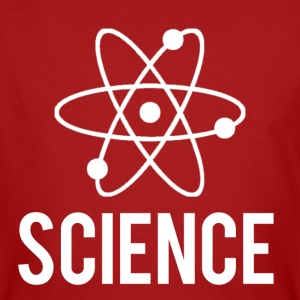 science - Männer Bio-T-Shirt