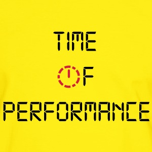 games : time of performance - T-shirt contraste Homme