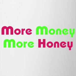 More Money More Honey Mugs  - Mug