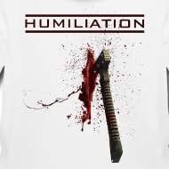 Design ~ Youth Hoodie: Humiliation