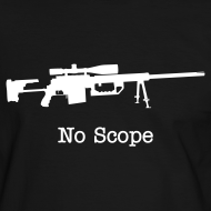 Design ~ Ringer Tee : No Scope