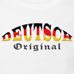 Deutsch - Original - Kinder Bio-T-Shirt