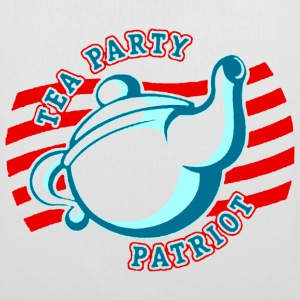 TEA PARTY PATRIOT - Stoffbeutel