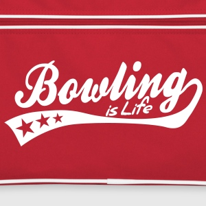 bowling is life - retro Tassen - Retro-tas