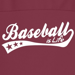 baseball is life - retro  Aprons - Cooking Apron