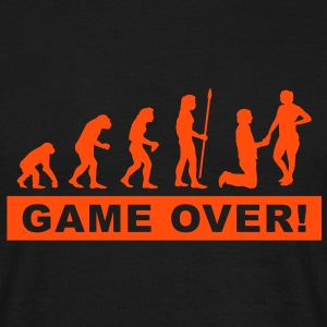 evolution_wedding T-Shirts - Men's T-Shirt