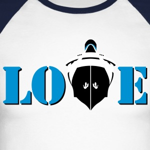Love boat - Men's Long Sleeve Baseball T-Shirt
