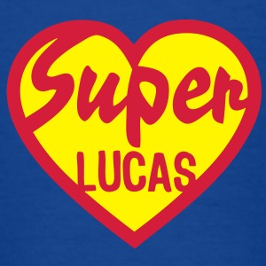 lucas super coeur heart love Tee shirts Enfants - T-shirt Ado