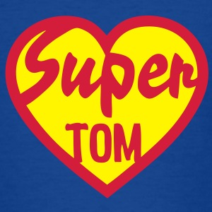 tom super coeur heart love Tee shirts Enfants - T-shirt Ado