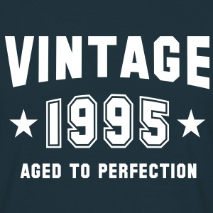 VINTAGE 1995 - Birthday T-Shirt - Men's T-Shirt