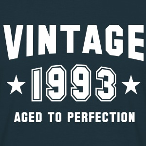 VINTAGE 1993 - Birthday T-Shirt - Men's T-Shirt