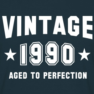 VINTAGE 1990 - Birthday T-Shirt - Men's T-Shirt