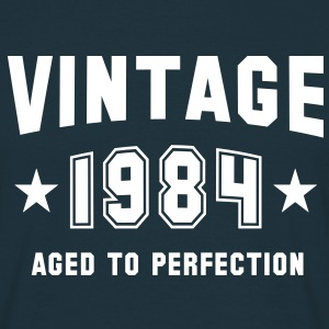 VINTAGE 1984 - Birthday T-Shirt - Men's T-Shirt