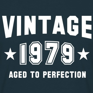 VINTAGE 1979 - Birthday T-Shirt - Men's T-Shirt