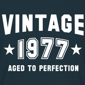 VINTAGE 1977 - Birthday T-Shirt - Men's T-Shirt