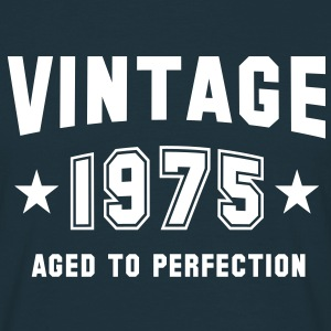 VINTAGE 1975 - Birthday T-Shirt - Men's T-Shirt
