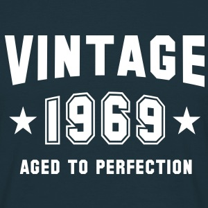 VINTAGE 1969 - Birthday T-Shirt - Men's T-Shirt