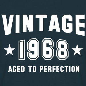 VINTAGE 1968 - Birthday T-Shirt - Men's T-Shirt