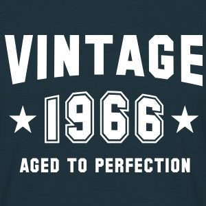 VINTAGE 1966 - Birthday T-Shirt - Men's T-Shirt