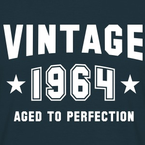 VINTAGE 1964 - Birthday T-Shirt - Men's T-Shirt