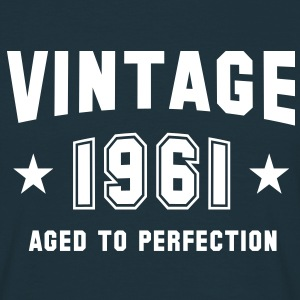 VINTAGE 1961 - Birthday T-Shirt - Men's T-Shirt