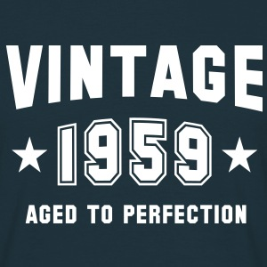 VINTAGE 1959 - Birthday T-Shirt - Men's T-Shirt