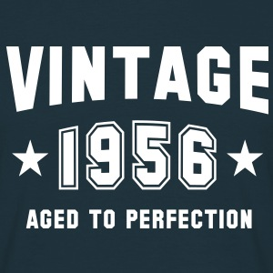 VINTAGE 1956 - Birthday T-Shirt - Men's T-Shirt