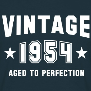 VINTAGE 1954 - Birthday T-Shirt - Men's T-Shirt